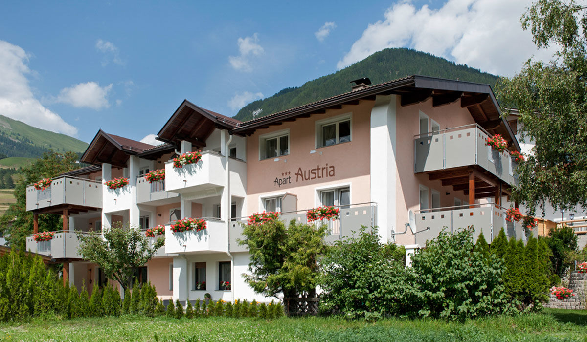 Apart Austria in Nauders