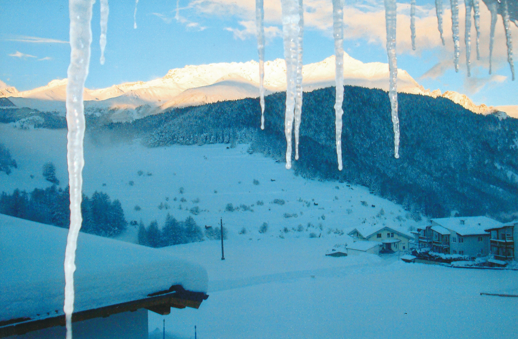 Winter im Apart Austria